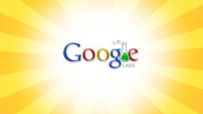 Encore une dose d'Ajax pour les applis Google Labs