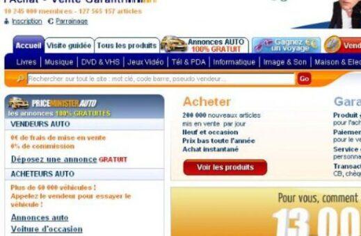 PKM de Priceminister: «Pour moi, le WEB 2.0, c'est le Web qui marche !»