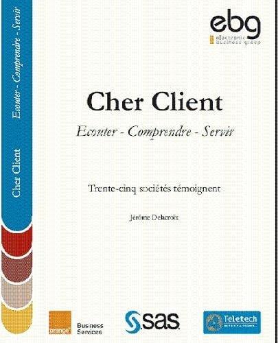 Cher client…
