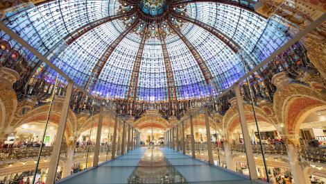 Fidélisation client : l'exemple des Galeries Lafayette