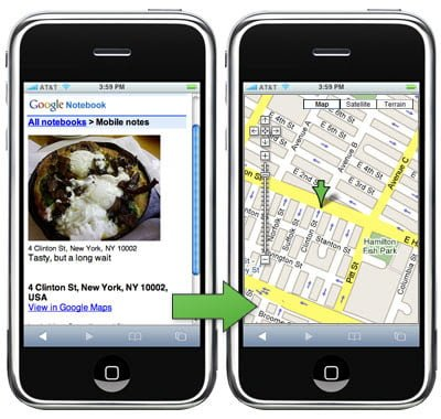 google maps on mobiles: the path to user-friendliness