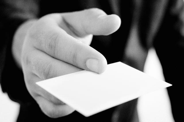 8 conseils pour réussir ses cartes de visite