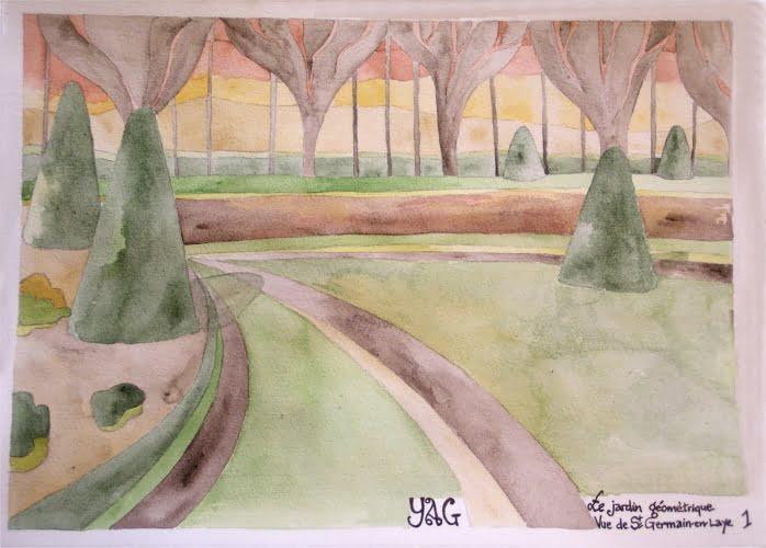 jardin géomètrique http://antimuseum.online.fr