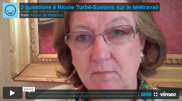Télétravail : «les méthodes des managers français sont anciennes»