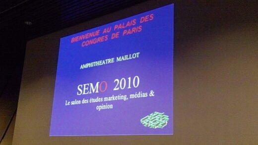 co-création avec le consommateur au SEMO 2010
