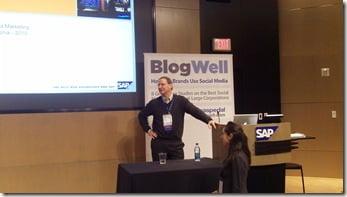 SAP dope ses événementiels à coups de médias sociaux