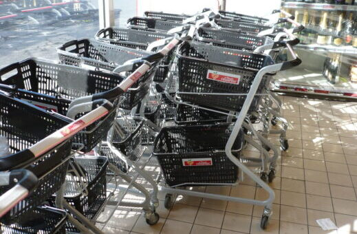 New shopping cart being implemented at last ... but not by IDEO