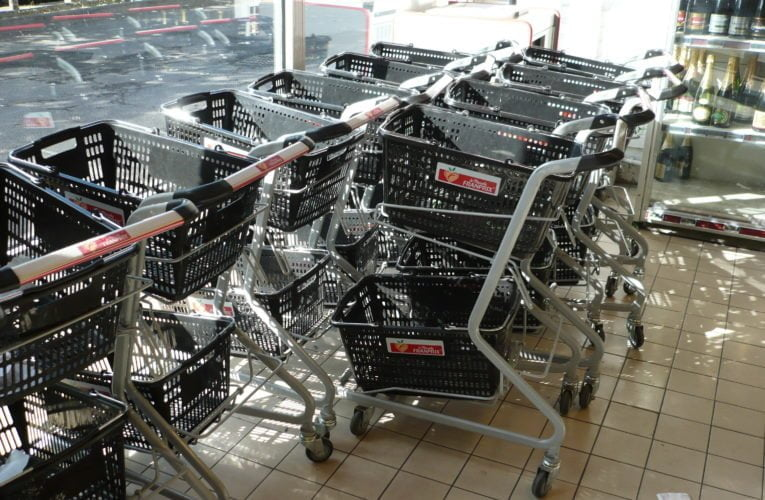New shopping cart being implemented at last … but not by IDEO
