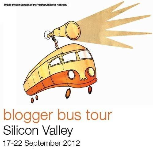 The Silicon Valley 2012 blogger bus tour (Sept 17-22)