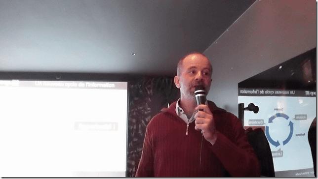 Marc Rougier de Scoop'it : «à l'origine de la curation, l'infobésité !»