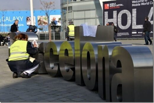 Barcelona, World's mobile capital city for 4 days: Mobile World Congress