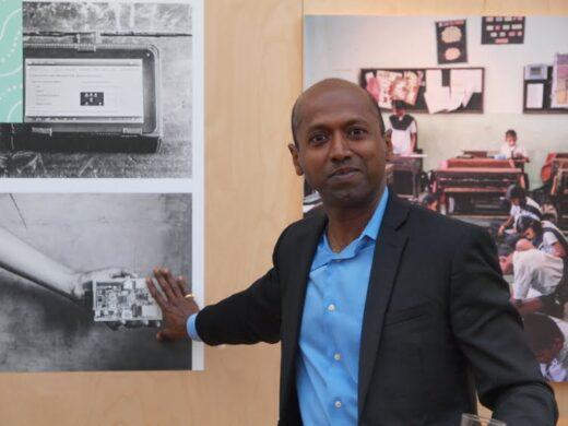 Innovation frugale : rejetez les préjugés, l'occident peut apprendre des pays émergents.[Navi Radjou : photohttp://www.wave-innovation.com/]