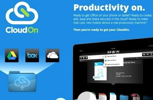 A Free Yet Legal Copy of Microsoft Office on Your Tablet With Cloudon