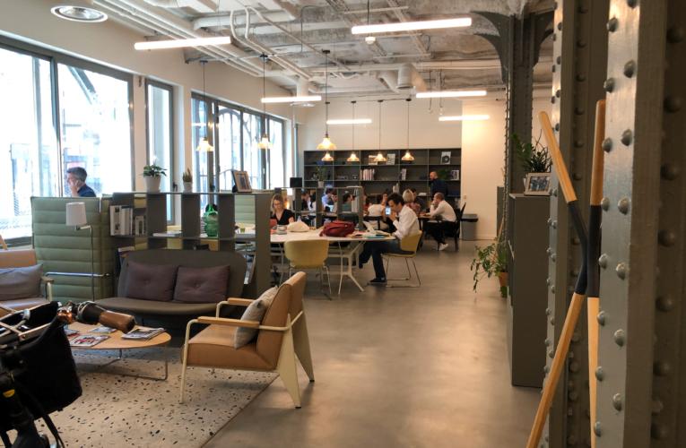 Espaces de coworking, les pirates de l'open space