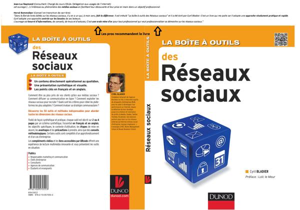 réseaux sociaux - Cyril Bladier - Dunod