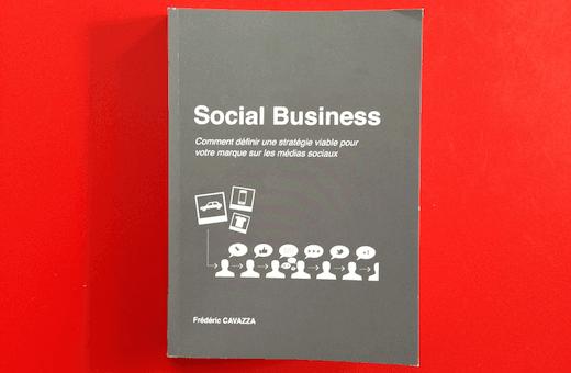 les médias sociaux à l'heure du social business par Frédéric Cavazza