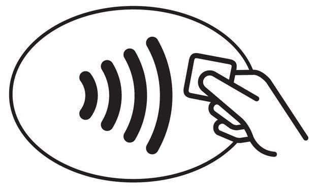 Le logo NFC fait progressivement son apparition dans les commerces qui offrent la possibilité de payer sans contact.