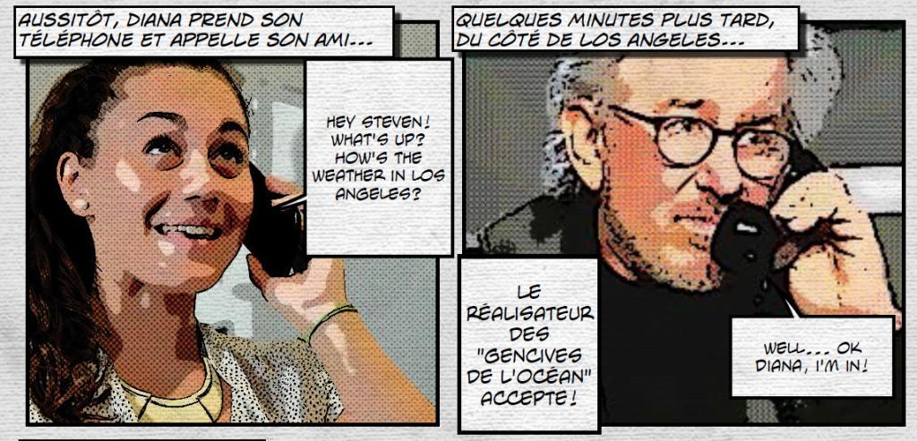 Super Content Man Spielberg