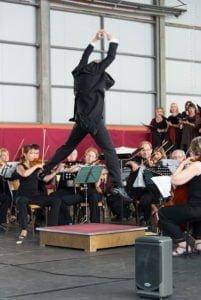 RSE chef d'orchestre