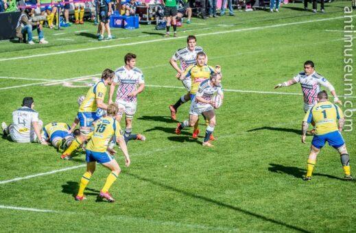 Bouge tes crampons ou le rugby pour apprendre les valeurs de l'entreprise