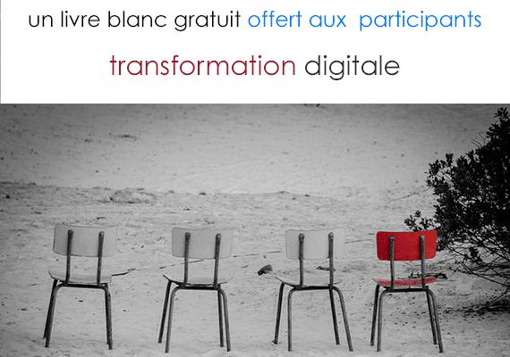 Les inscriptions à notre webinaire sur la transformation digitale du 03 juin sont désormais ouvertes