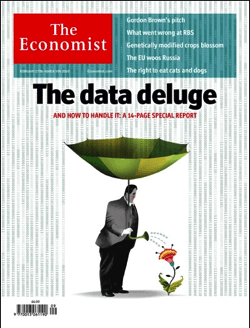 DMP : The Economist data deluge