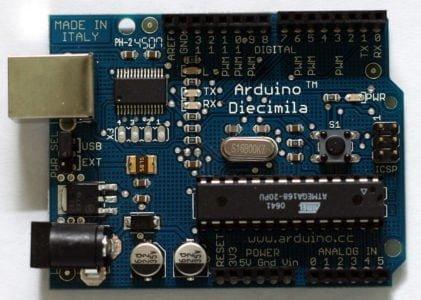 L'arduino, exemple d'Harware Open Source