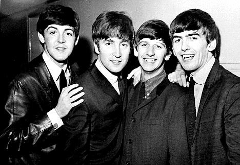 Eli Khamarov and the Beatles