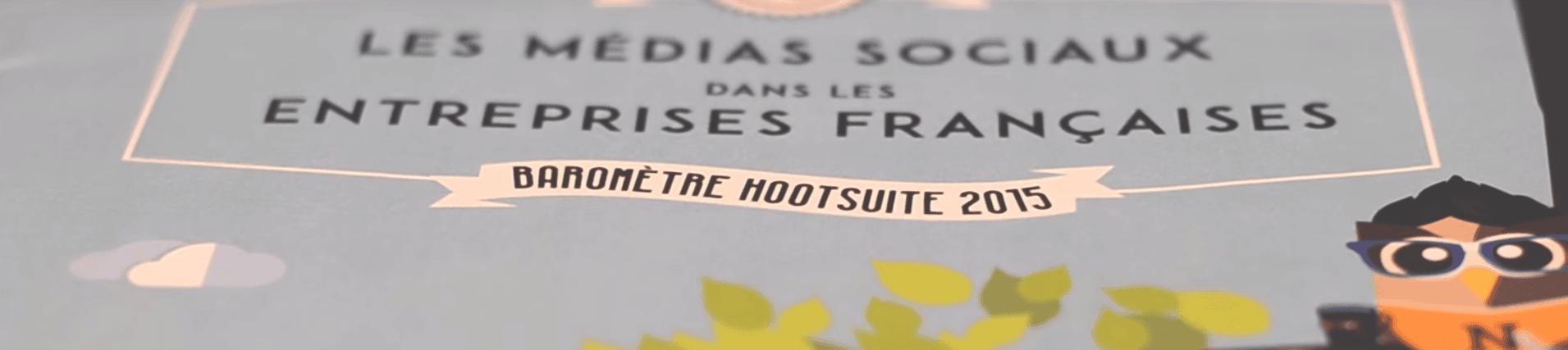 Livre blanc médias sociaux : 4 défis pour 2015