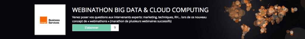 Webinathon Orange Business Services