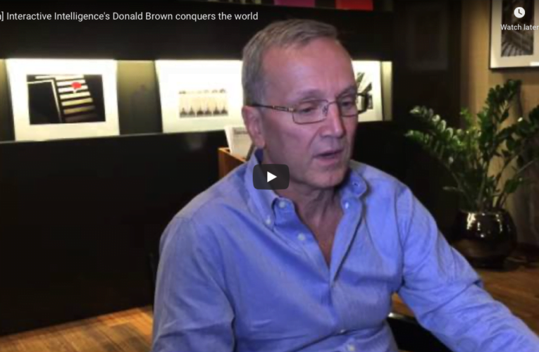 Les conseils de Donald Brown pour une expérience client d'excellence