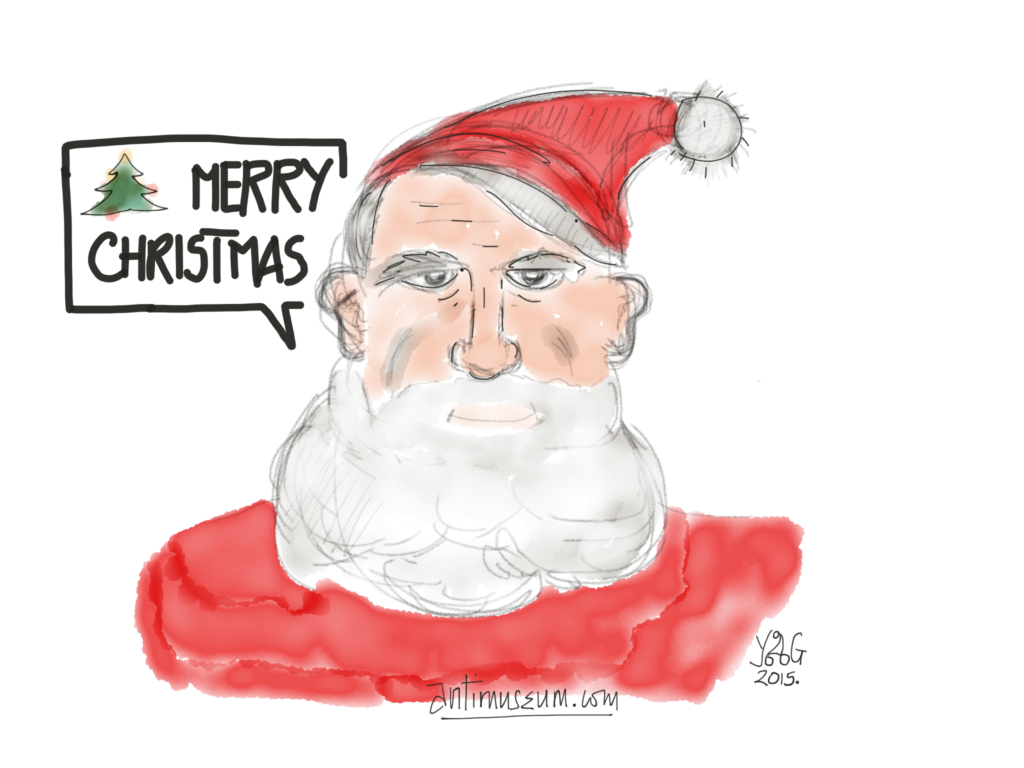 Joyeux Noël - antimuseum.com
