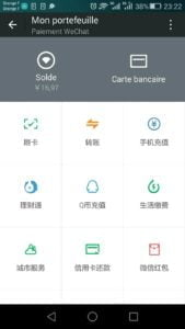 "WeChat ""Mobile Wallet"""