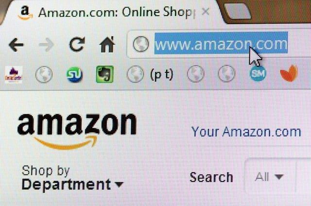 amazon e-commerce site