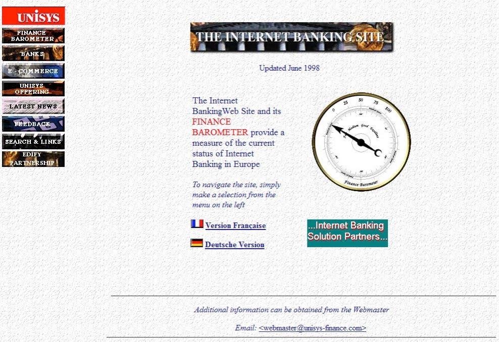 content marketing : internet banking