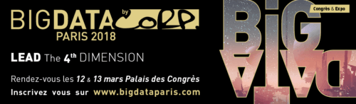 Big Data Paris 2018