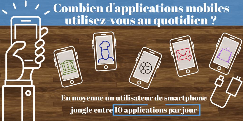 applications running