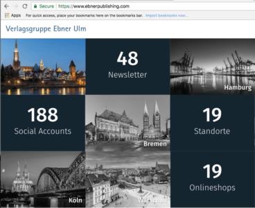 accueil site éditeur Ebner