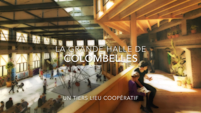 Tiers Lieux - Grande Halle Colombelles