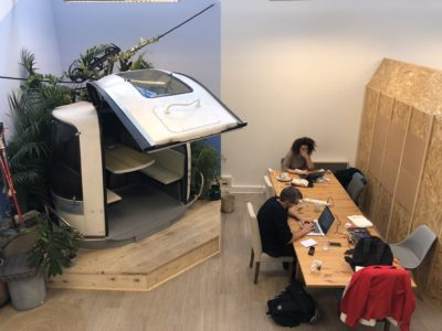 coworking chez Greenspace