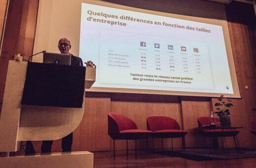 Enjeux et usages des médias sociaux en entreprise avec Hootsuite
