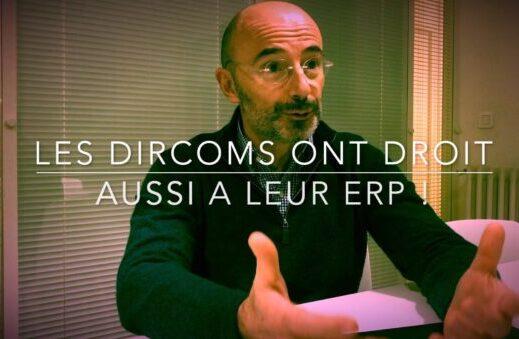 Marketing et communication : les Dircoms ont droit eux aussi à leur ERP