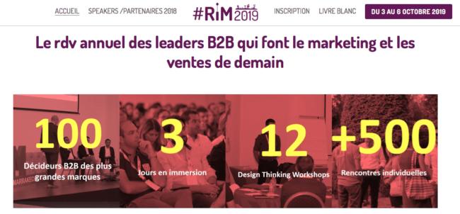 marketing RIM