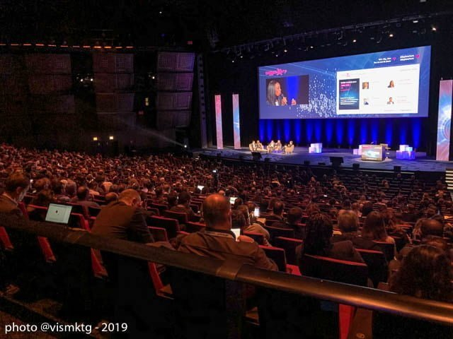 Big Data Paris is definitely Europe's Big Big Data event