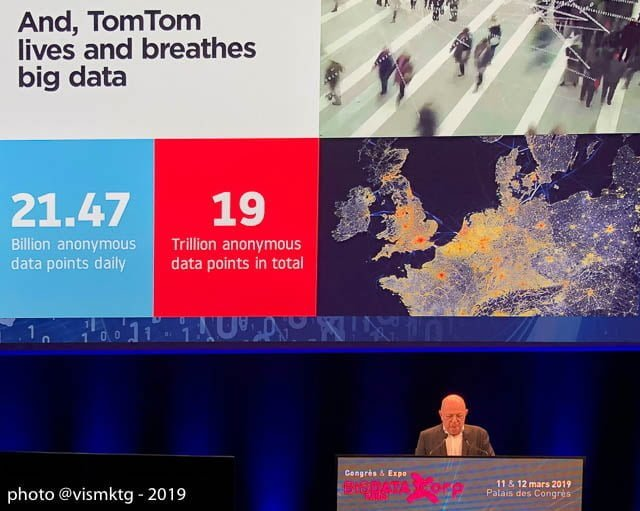 Tom Tom Big Data