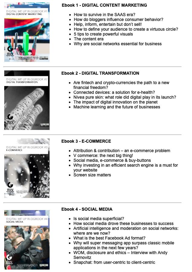 6 free digital strategy eBooks written by GEM students – @grenoble_em