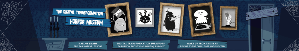 Grands groupes et startups Musée des horreurs transformation digitale