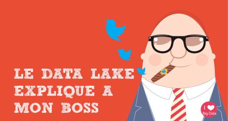 Le Data Lake expliqué à mon boss avec CGI France