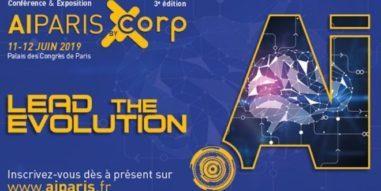 partenaire média du salon AI Paris 2019