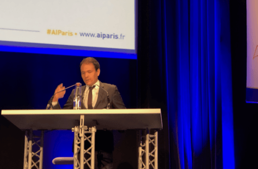 "Cedric O : ""With AI, Europe Could Be Wiped Off The Map"" #AIParis2019"